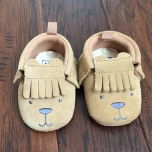 Baby Gap Bear Loafers